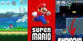mario run android apk