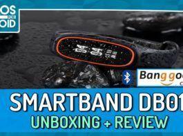 smartband boa e barata db01