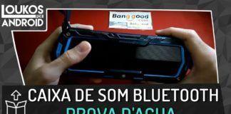 caixa de som bluetooth blitzwolf bw-f3