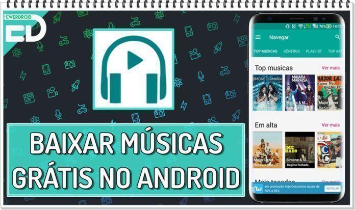 baixar musicas grátis no celular