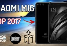 Unboxing Xiaomi Mi6