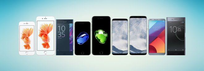 Melhores Smartphones Acima de 2100 Reais