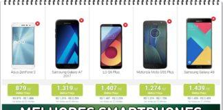 melhores smartphones até 1500
