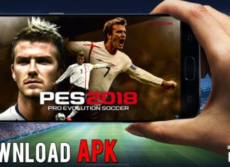 pes 2018 android apk