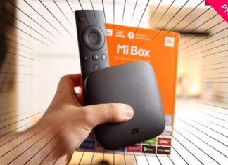 Xiaomi Mi Box Cupom