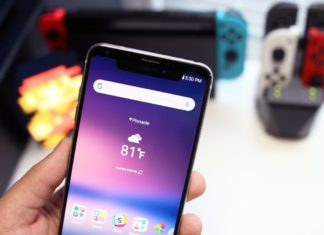 como deixar o android igual ao iphone x