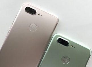 Smartphone com 4 Câmeras