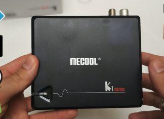 tv box mecool kl pro