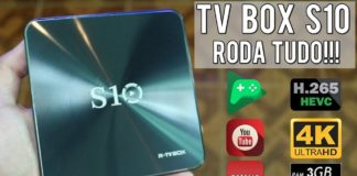 tv box s10 review
