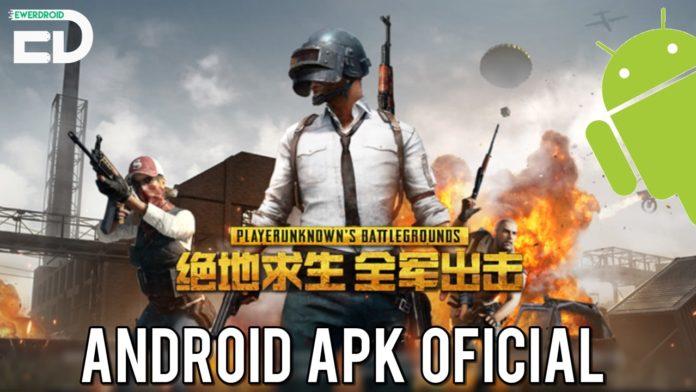 battlegrounds android apk oficial