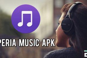 xperia music apk