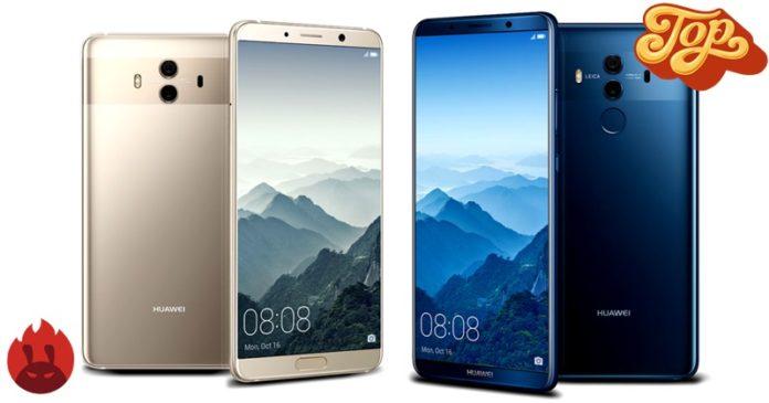 melhores smartphones fevereiro 2018