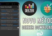 como solucionar o erro do deezer downloader