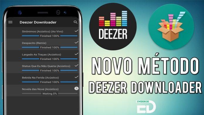 como solucionar o erro do deezer downloader
