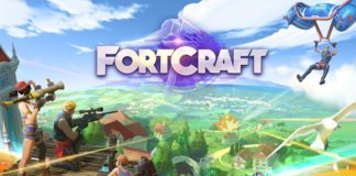 FortCraft Apk v0.10.104 – Fortnite Mobile