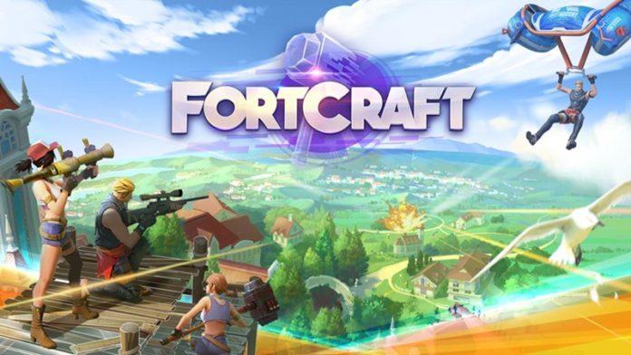 FortCraft Apk v0.10.104 – Fortnite Mobile
