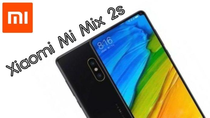 Xiaomi Mi Mix 2S surpreende com local da câmera frontal