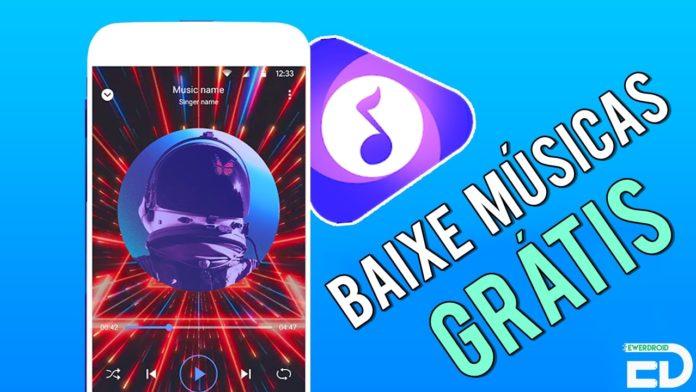 Novo App para Baixar Músicas Grátis pelo Celular | Music Zone