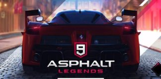 asphalt 9 apk