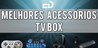 melhores acessórios para tv box