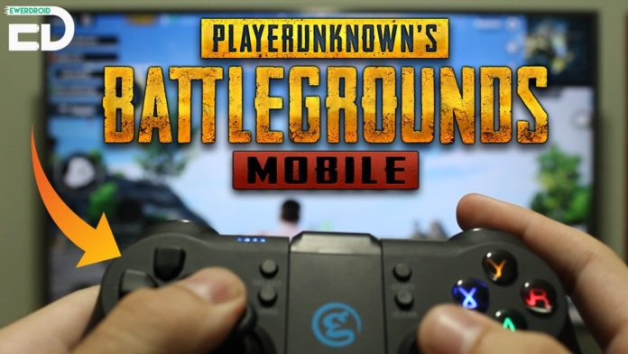 como jogar PUBG Mobile com controle
