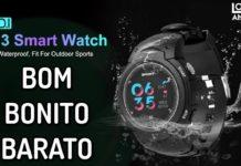 SmartWatch Bom e Barato 2018