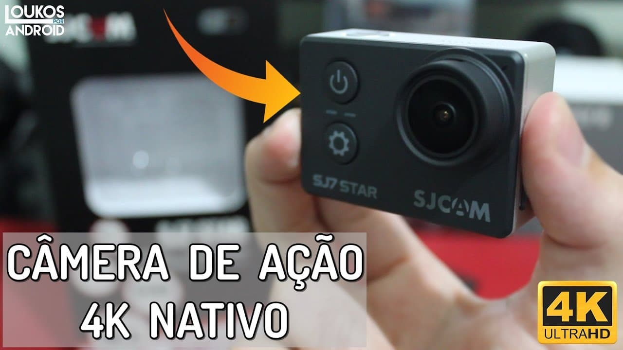 SJCAM SJ7 STAR 4K Review