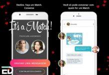 melhores apps para namoro 2018