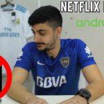 Netflix bloqueou o acesso em Android Tv Box