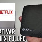 Como Assistir Netflix em FULL HD no Tv Box Mecool M8s Pro
