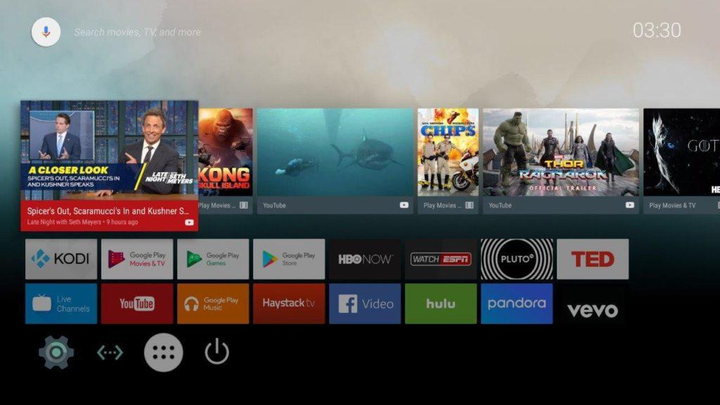 como atualizar firmware tv android via usb
