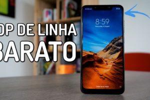Smartphone Top de Linha Barato 2018